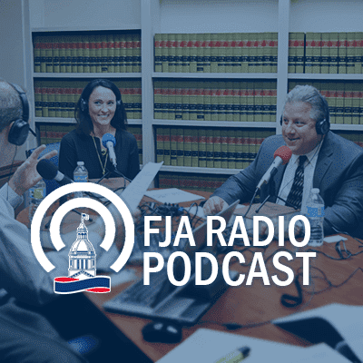 FJA radio podcast